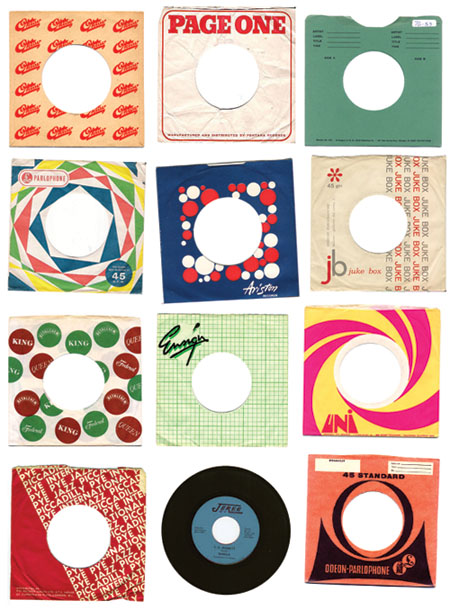 RecordSleeves