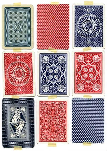 BEplayingcards