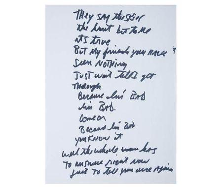 MJ_HandwrittenLyrics