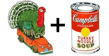 ScarryWarhol_Turkeys